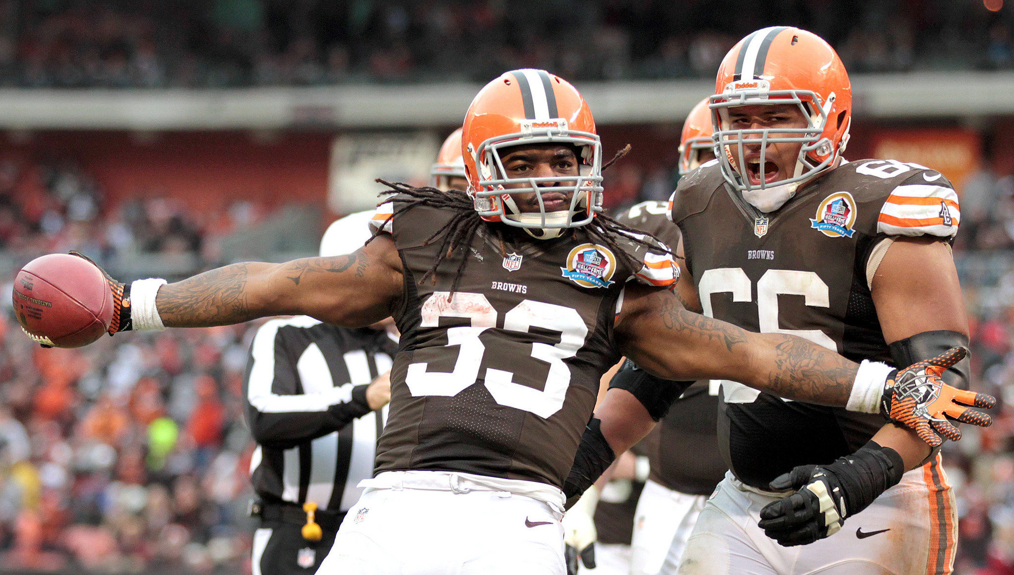 Fantasy Football Shocker – Trent Richardson Traded To Colts