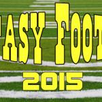 Kicking Off 2015 Fantasy Football Season