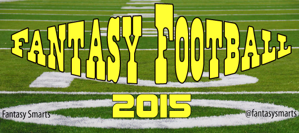 Kicking Off 2015 Fantasy Football Season